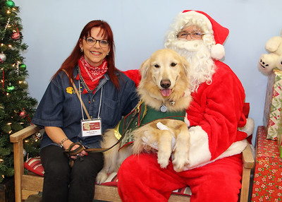 12/8/18 Petco Santa Photos