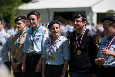 Equipe gagnante du Trophée des Chefs 2014