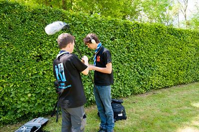 LTS équipement pour interview