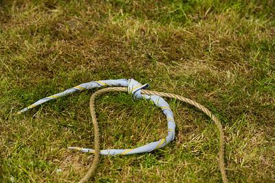 Atelier tire à la corde