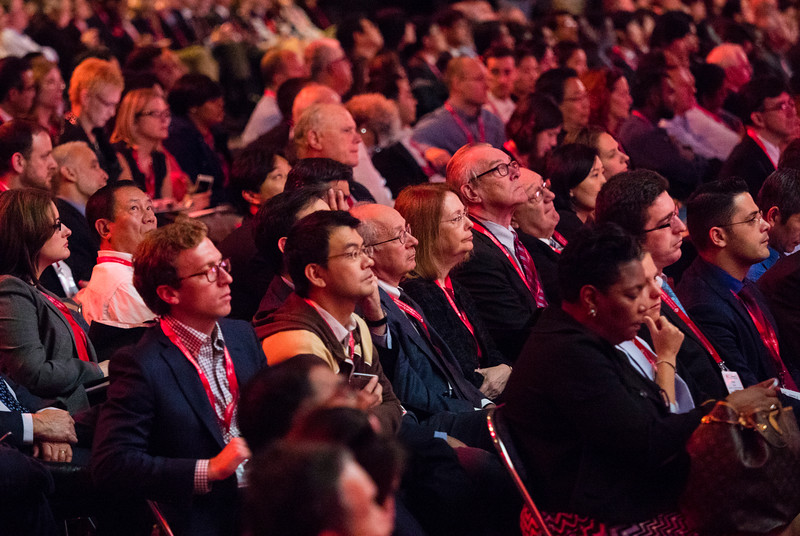 General views during the Opening Session