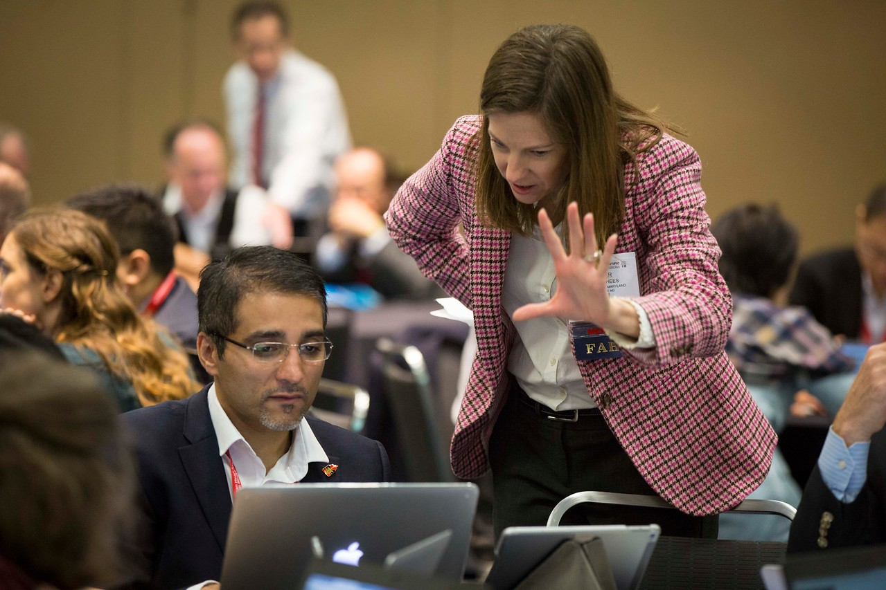 Speaker and attendees during Symposiums Special Sessions/ Meetings:Clinical Genomics Boot Camp