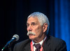 Ernest Moore speaks during the ReSS Session: Main Event: Coagulopathies in Resuscitation