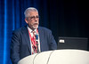 John Holcomb MD speaks during the ReSS Session: Main Event: Coagulopathies in Resuscitation.