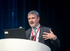 Peter Morley MBBS speaks during the ReSS Session: Main Event: Pharmacological Resuscitation Therapies.