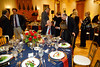 Guests during the President's Dinner and Reception