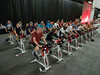 Attendees participate during CycleNation session