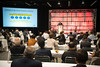Speakers and attendees during Cardiovascular Expert Theater