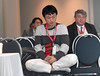 Speakers and attendees during Precision Medicine Summit: Improving Precision in Cardiomyopathies