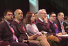Speakers and attendees during Precision Medicine Summit: The Future of Precision Medicine and Big Data