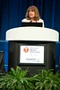 Marlene Rabinovitch during Distinguished Scientist Lecture by Marlene Rabinovitch: Genetic and Epigenetic Determinants of the Inflamed Vessel Wall Inform New Treatments for Pulmonary Hypertension and Other Vascular Diseases