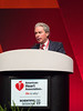 Paul A Gurbel, MD during Late-Breaking Science III: Latest Insights into Hypertension Management