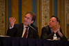 Las Vegas, NV - AHA BCVS 2013 : Wolfgang Linke, PhD co-chairs the  European Symposia: MicroRNAs and Beyond session at the American Heart Association Basic Cardiovascular Sciences (BCVS) Meeting here today, Monday July 22, 2013.  Physicians, researchers and healthcare professionals gathered at the meeting which is being held at the Paris Hotel to improve understanding of mechanisms of basic cardiovascular regulation to support the development of new therapies and new insights into clinical cardiovascular disease. Photo by © AHA/Todd Buchanan 2013 Technical Questions: todd@medmeetingiamges.com