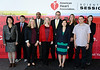 Dallas, TX - AHA 2013 Scientific Sessions - Early Career Captains   here today, Tuesday November 19, 2013 during the American Heart Associations Scientific Sessions being held here at the Dallas Convention Center. Scientific Sessions is the leading cardiovascular meeting for basic, translational, clinical and population science, in the United States, with more 18,000 cardiovascular experts from more than 105 countries attending the meeting. Photo by © AHA/Phil McCarten 2013 Technical Questions: todd@medmeetingimages.com