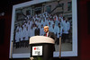 Dallas, TX - AHA 2013 Scientific Sessions - Roberto Bolli Research Achievement Award during the Opening Ceremony here today, Sunday November 17, 2013 during the American Heart Associations Scientific Sessions being held here at the Dallas Convention Center. Scientific Sessions is the leading cardiovascular meeting for basic, translational, clinical and population science, in the United States, with more 18,000 cardiovascular experts from more than 105 countries attending the meeting. Photo by © AHA/Todd Buchanan 2013 Technical Questions: todd@medmeetingimages.com