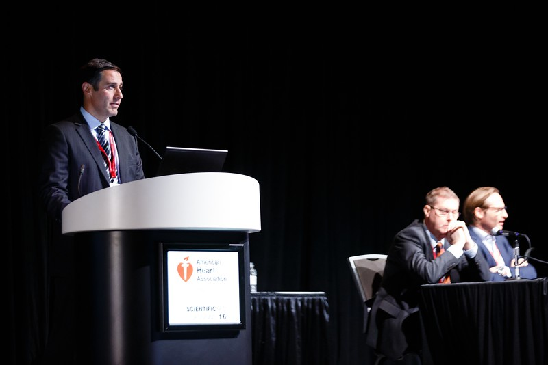 Cameron Dezfulian during ReSS:ReSS Session: Intra-aortic Resuscitation Strategies