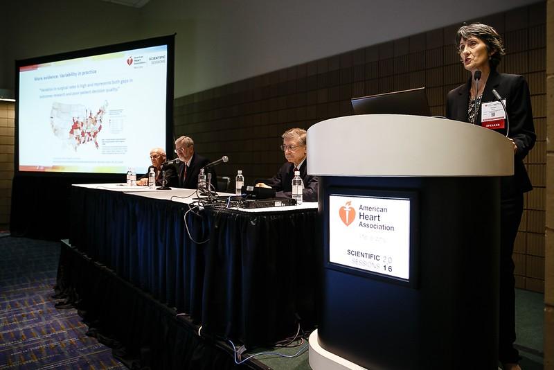 Diane Bild during ReSS:ReSS Session: Funding Organizations Report