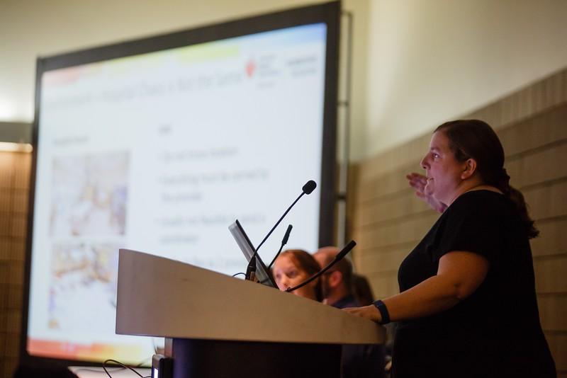 E. Brooke Lerner during ReSS 18B: Concurrent Session - EMS Clinical Science Workshop
