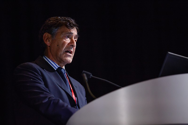Mervyn Maze during ReSS:ReSS Session: Intra-aortic Resuscitation Strategies