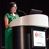 Marina Del Rios during ReSS.19  Main Event Session: Epidemiology in Cardiac Arrest and Trauma