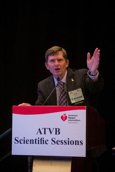Toronto, Ontario - AHA 2014 ATVB - Attendees at the Awards Dinner    here today, Friday May 2, 2014 during the American Heart Association's Arteriosclerosis, Thrombosis and Vascular Biology (ATVB) Sessions being held here at the Toronto Sheraton. Over 1000 attendees discussed the latest research in Arteriosclerosis, Thrombosis and Vascular Biology and Periheral Vascular Disease. Photo by © AHA/Todd Buchanan 2014 Technical Questions: todd@medmeetingimages.com