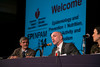 San Francisco, CA - AHA 2014 EPI/NPAM -  Panel Discussion/Debate during the ASPC Annual Debate: Exercise and Health: Does Intensity Matter? here today, Friday March 21, 2014 at the American Heart Associations EPI/NPAM Sessions being held here at the San Francisco Hilton. Over 750 attendees discussed the latest lifestyle research in cardiovascular health. Photo by © AHA/Todd Buchanan 2014 Technical Questions: todd@medmeetingimages.com