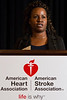 Washington, DC - AHA's Council on Hypertension 2015 - June P. Warrington speaks during the Concurrent A: Preeclampsia and Developmental Programming of Hypertension session at the American Heart Association's Basic Cardiovascular Sciences Conference at the Omni Shoreham hotel here today, Friday September 18, 2015.  The conference features the most recent advances in basic and clinical hypertension research.  Photo by © AHA/Matt Herp 2015 Contact Info: todd@medmeetingimages.com