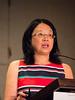 Peipei Ping, PhD, FAHA, speaks at BCVS 2016