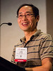 Jiang Chang, MD, PhD, speaks at BCVS 2016