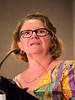 Jennifer Van Eyk, PhD, FAHA, speaks at BCVS 2016