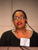 Sharon K. Davis, MEd, MPA, PhD, speaks at BCVS 2016