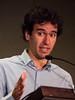 Julio C.V. Ferriera, PhD, speaks at BCVS 2016