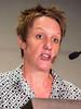 Joy Lincoln, PhD, speaks at BCVS 2016