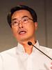 Joseph C. Wu, MD, PhD, FAHA, speaks at BCVS 2016