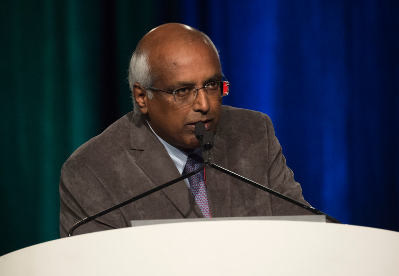 Mani Vannan during Symposiums Special Sessions/ Meetings:Main Event - Frontiers in Heart Valve Disease