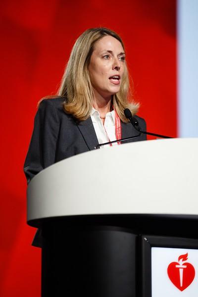 Larisa H Cavallari during science news:CSSR.02 - Precision Medicine on the Front Lines