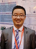 Shen He, MD during Abstract 16640 - Conductive Biomaterial Enhanced Electrical Propagation across a Left Ventricular Scar after a Myocardial Infarction; Shen He