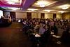 Daniel Rader speaks during Plenary III session