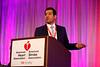 Tamer Sallam speaks during Plenary Session IV