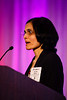 Lalitha Nayak speaks during Plenary Session IV
