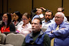 Attendees listen during Concurrent III session