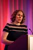 Marit Westerterp speaks during Plenary Session IV