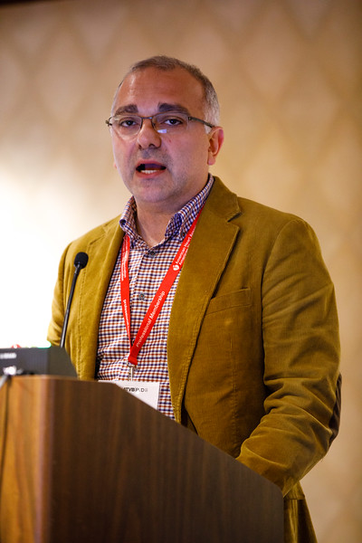 Mete Civelek speaks during Concurrent IV session