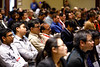 Attendees during Plenary Session