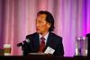 Philip S. Tsao speaks during Plenary Session