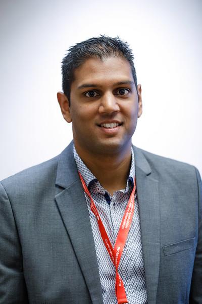 Jatin Patel during Concurrent I
