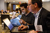 Attendees during Next-Generation Technology Bootcamp