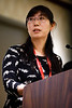 Hong Jin, MD, PhD, presents during Concurrent I