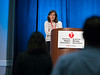 Portland, OR - AHA's BCVS 2017 - Pilar Alcaide, PhD speaks during SESSION 03 - Early Career Pre-Conference Session 2: Featured Presentation at the American Heart Association's Basic Cardiovascular Sciences Conference at the Hilton Riverside here today, Monday July 10, 2017.  The conference is the premier basic and translational cardiovascular conference with over 600 attendees from 22 countries.  Photo by © AHA/Todd Buchanan 2017 Contact Info: todd@medmeetingimages.com