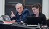 Leadership during Lifestyle Leadership Committee Meeting